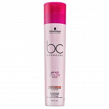 Schwarzkopf Professional BC Bonacure pH 4.5 Color Freeze Vibrant Red Micellar Shampoo shampoo for brave reds 250 ml