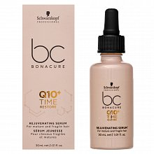 Schwarzkopf Professional BC Bonacure Q10+ Time Restore Rejuvenating Serum serum for mature hair 30 ml