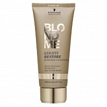Schwarzkopf Professional BlondMe Keratin Restore Bonding Conditioner odżywka do włosów blond 200 ml