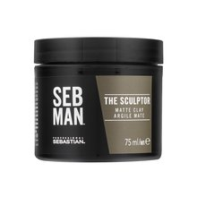 Sebastian Professional Man The Sculptor Matte Finish modeling clay for a matte effect 75 ml