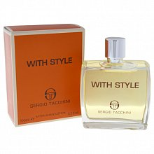 Sergio Tacchini With Style Eau de Toilette for men 100 ml
