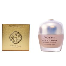 Shiseido Future Solution LX Total Radiance Foundation SPF15 - Golden 3 make-up pro zralou pleť 30 ml