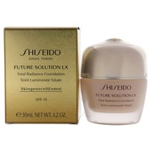 Shiseido Future Solution LX Total Radiance Foundation SPF15 - Neutral 2 make-up pro zralou pleť 30 ml