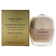 Shiseido Future Solution LX Total Radiance Foundation SPF15 - Neutral 4 make-up pro zralou pleť 30 ml