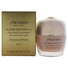 Shiseido Future Solution LX Total Radiance Foundation SPF15 - Rose 4 make-up pro zralou pleť 30 ml