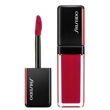 Shiseido Lacquerink Lipshine 309 Optic Rose Liquid Lipstick with moisturizing effect 6 ml