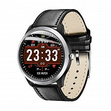 Smartwach for men Roneberg RN58 BL