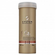 System Professional LuxeOil Keratin Conditioning Cream kondicionáló sérült hajra 1000 ml