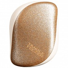 Tangle Teezer Compact Styler kefa na vlasy Gold Starlight
