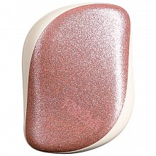 Tangle Teezer Compact Styler kefa na vlasy Rose Gold Glaze