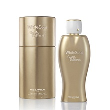 Ted Lapidus White Soul Gold & Diamonds Eau de Parfum für Damen 100 ml