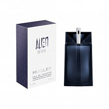Thierry Mugler Alien Man - Refillable Eau de Toilette bărbați 100 ml