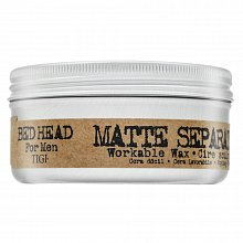 Tigi Bed Head B for Men Matte Separation Workable Wax hajformázó wax közepes fixálásért 85 ml