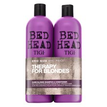 Tigi Bed Head Dumb Blonde Shampoo & Conditioner szampon i odżywka do włosów blond 750 ml + 750 ml