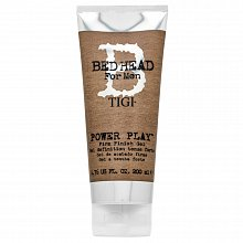 Tigi Bed Head For Men Power Play Firm Finish Gel hair gel for middle fixation 200 ml