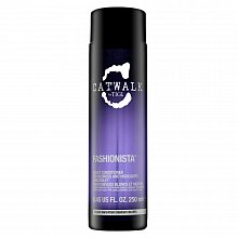 Tigi Catwalk Fashionista Violet Conditioner pflegender Conditioner für blondes Haar 250 ml
