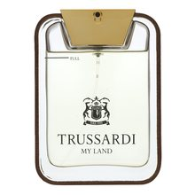 Trussardi My Land Eau de Toilette bărbați 100 ml