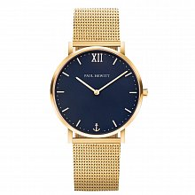 Unisex watch Paul Hewitt PH-SA-G-St-B-4M