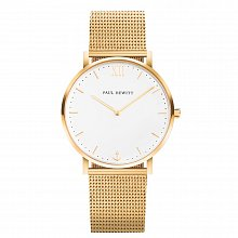 Unisex watch Paul Hewitt PH-SA-G-St-W-4M