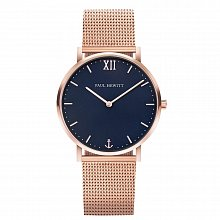 Unisex watch Paul Hewitt PH-SA-R-St-B-4M