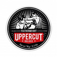 Uppercut Deluxe Featherweight wax for hair for middle fixation 70 g