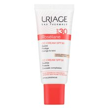 Uriage Roséliane Anti-Redness CC Cream SPF30 CC krém proti zarudnutí 40 ml