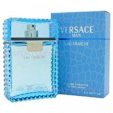 Versace Eau Fraiche Man Eau de Toilette for men 200 ml