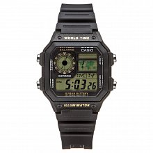 Watch for men Casio AE-1200WH-1B