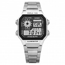 Watch for men Casio AE-1200WHD-1A