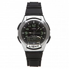 Watch for men Casio AQ-180W-1B
