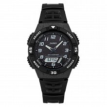 Watch for men Casio AQ-S800W-1B