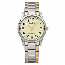 Watch for men Casio MTP-V001SG-9B