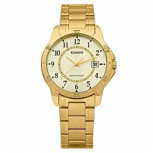 Watch for men Casio MTP-V004G-9B