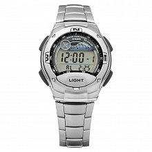 Watch for men Casio W-753D-1A