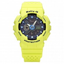 Watch for women Casio BA-110PP-3A