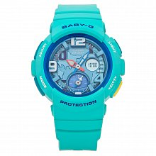 Watch for women Casio BGA-190-3B