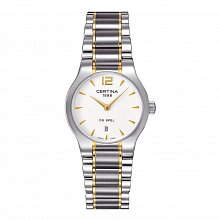 Watch for women Certina C012.209.22.037.00
