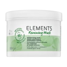 Wella Professionals Elements Renewing Mask Mascarilla Para la regeneración, nutrilon y protección del cabello 500 ml