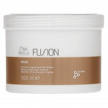 Wella Professionals Fusion Intense Repair Mask strenghtening mask for damaged hair 500 ml