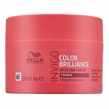 Wella Professionals Invigo Brilliance Mask Haarmaske für raues und coloriertes Haar 150 ml