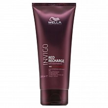 Wella Professionals Invigo Color Recharge Conditioner balsam pentru revigorarea nuantelor calde de rosu Red 200 ml