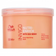Wella Professionals Invigo Nutri-Enrich Deep Nourishing Mask mask for dry and damaged hair 500 ml