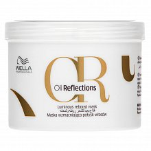 Wella Professionals Oil Reflections Luminous Reboost Mask mask for hold and shining hair 500 ml