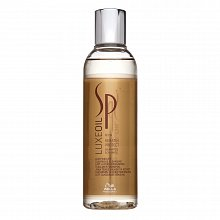 Wella Professionals SP Luxe Oil Keratin Protect Shampoo shampoo for damaged hair 200 ml