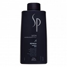 Wella Professionals SP Men Refresh Shampoo Champú y gel de ducha 2 x 1 Para hombres 1000 ml