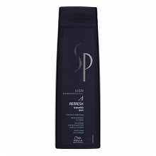 Wella Professionals SP Men Refresh Shampoo frissítő sampon hajra és testre 250 ml