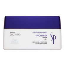 Wella Professionals SP Smoothen Mask Mascarilla Para cabello rebelde 200 ml