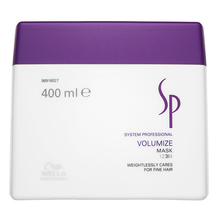 Wella Professionals SP Volumize Mask mask for hair volume 400 ml