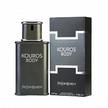 Yves Saint Laurent Body Kouros Eau de Toilette für Herren 100 ml