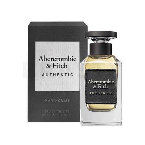 Abercrombie & Fitch Authentic Man Eau de Toilette férfiaknak 100 ml